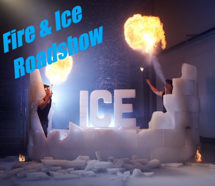 Vuurshow - Fire & Ice Roadshow